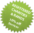 oxford duplication centre REGISTERED CHARITY DISCOUNTS
